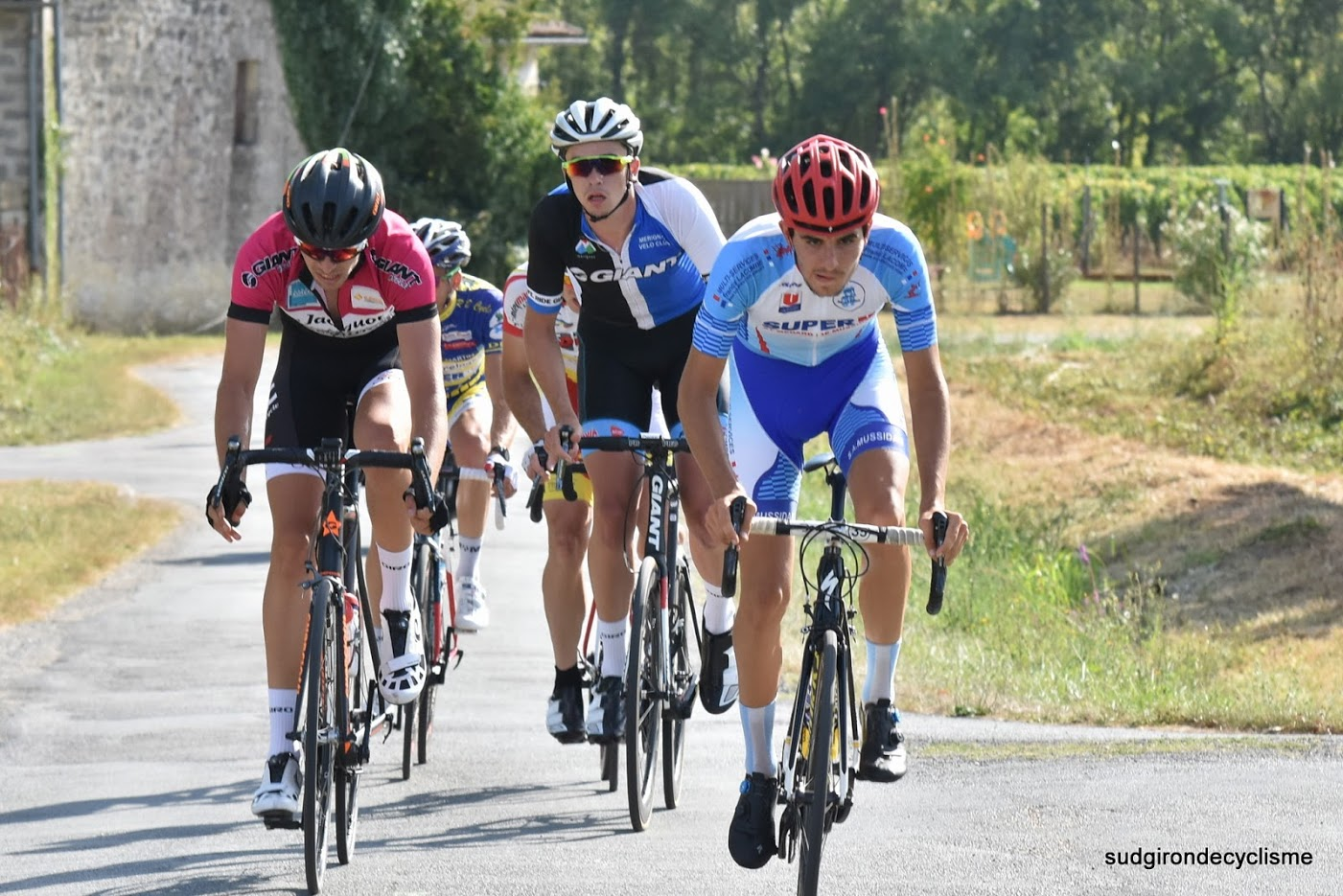 Tour du Bourgeais 2016 105