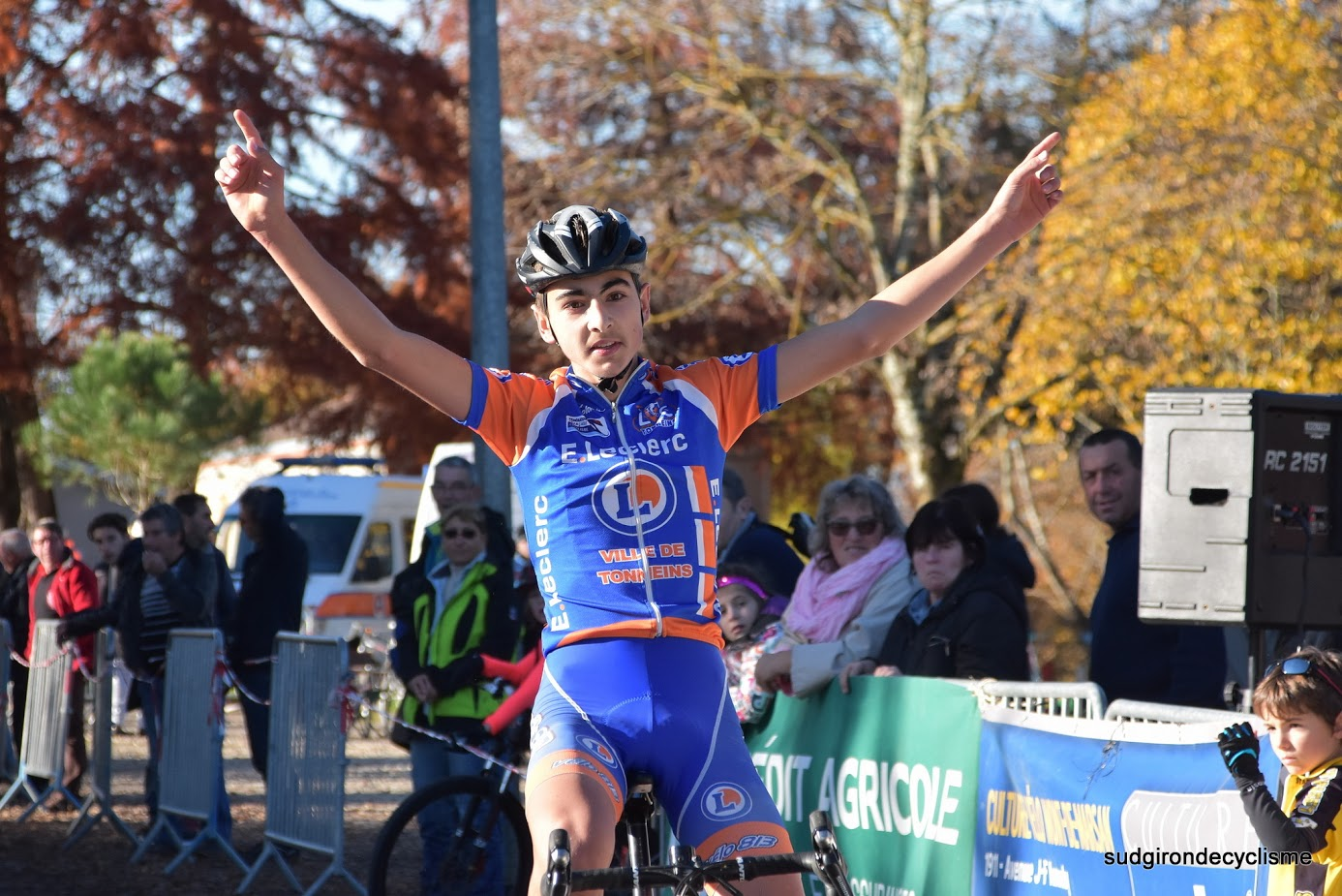 Championnat d'aquitaine cyclo cross cadets juniors dames 2016 116