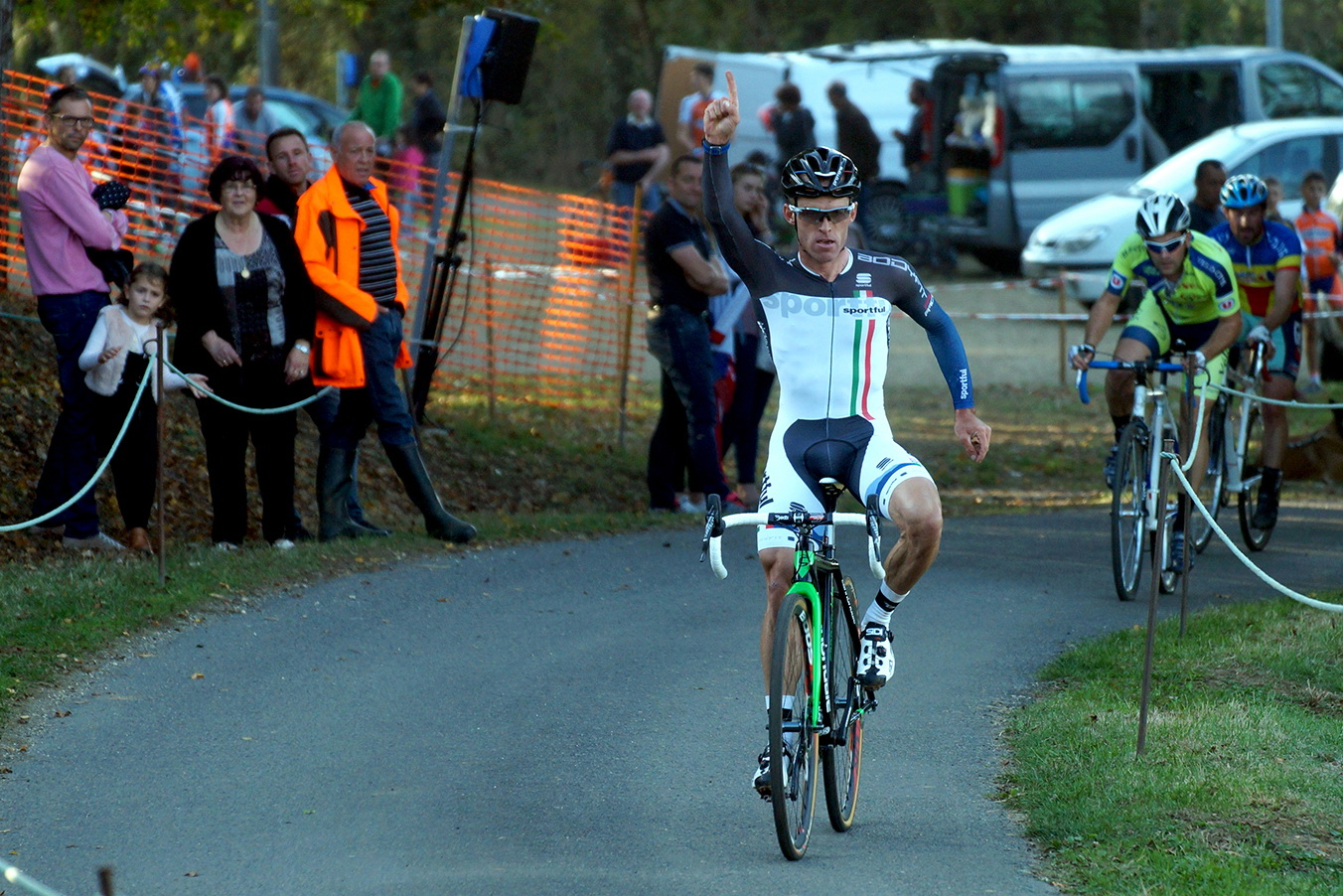 N°0055 - Cyclo-cross de Saint Angeau le 1er Novembre 2016