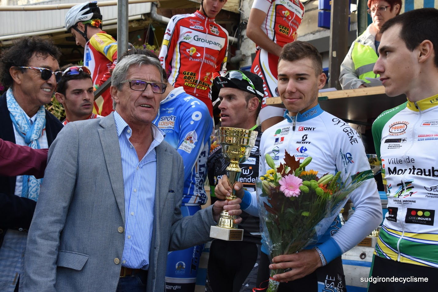 sud gironde cyclisme maxime teuli re vainqueur vic f zensac. Black Bedroom Furniture Sets. Home Design Ideas