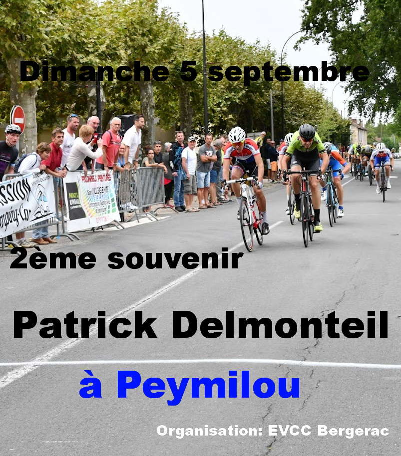 """Sud Gironde – CYCLING – – The individuals of the """"Memento Patrick Delmonteil"""" in Peymilou"""
